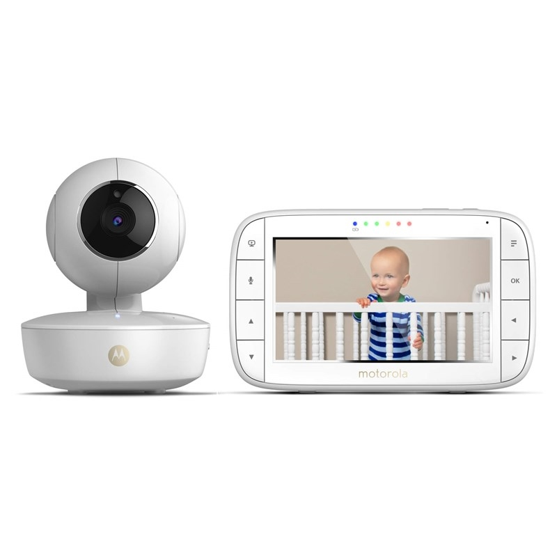 Motorola Babyvakt MBP55, Video, Stargrip