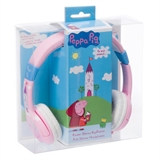 Hörlur Barn Junior PEPPA PIG On-Ear 85dB Prinsessan Peppa