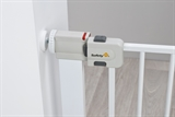 Spänngrind Easy Close Metal Safety 1st vit, 73-80 cm