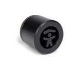 SafetyKnob HomeSafety, Frosted Black 10-pack